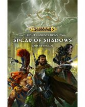Eight Lamentations: Spear Of Shadows (Paperback)