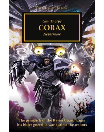 Horus Heresy: Corax (Paperback)