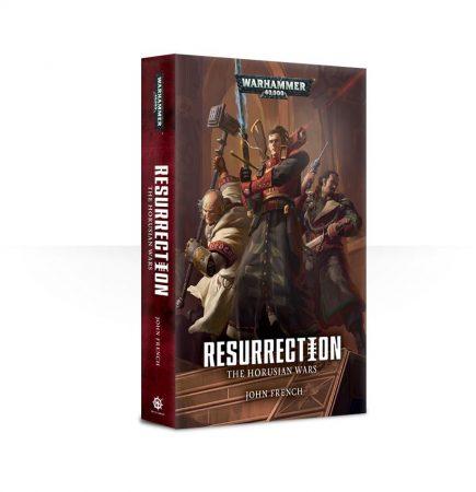The Horusian Wars: Resurrection (Paperback)