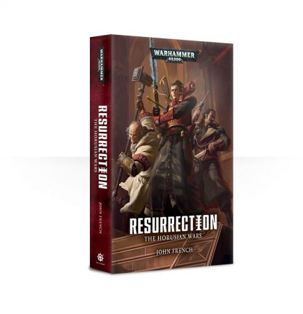 The Horusian Wars: Resurrection (Paperback)