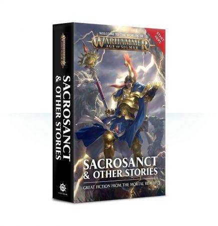 Sacrosanct & Other Stories (Paperback)