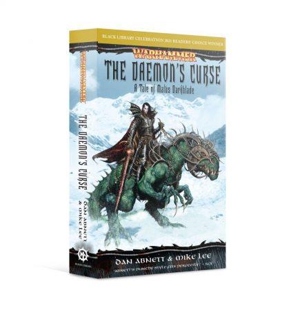 The Daemon's Curse (Paperback) Malus Darkblade