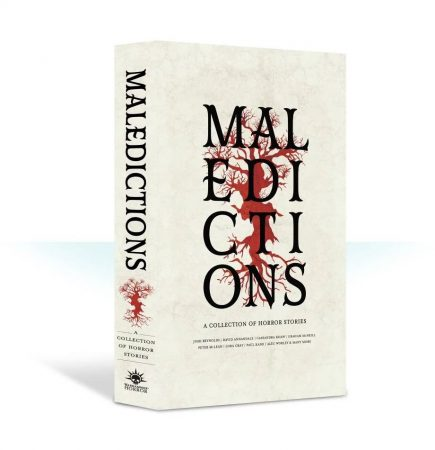 Maledictions: A Horror Anthology (Paperback)