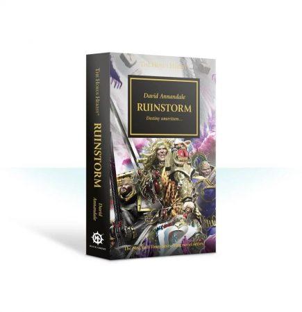 Horus Heresy: Ruinstorm (Paperback)