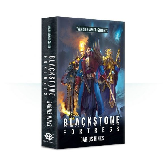 Blackstone Fortress (Paperback)