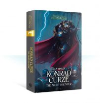 Konrad Curze: The Night Haunter (Hardback)