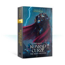 Primarchs: Konrad Curze The Night Haunter (Hardback)