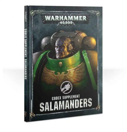 Codex Supplement: Salamanders
