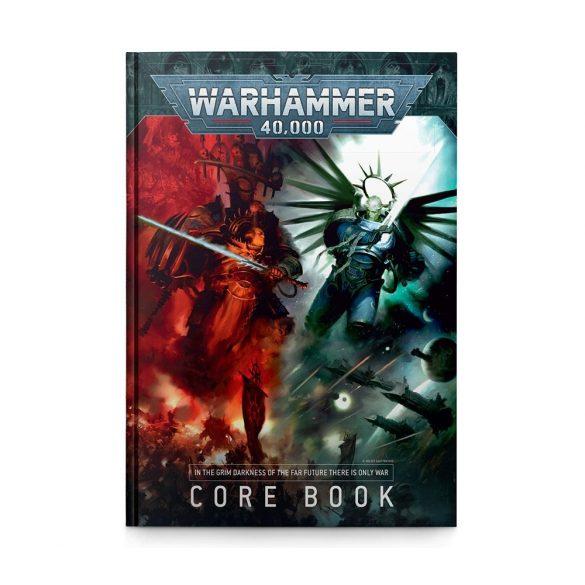 Warhammer 40000 Core Book