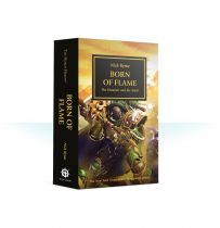 Horus Heresy: Born of Flame (Paperback)