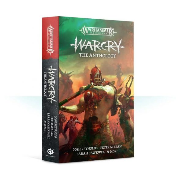 Warcry: The Anthology (Paperback)