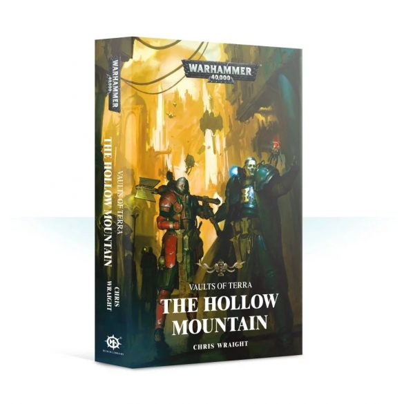 Vaults of Terra: The Hollow Mountain (Paperback)
