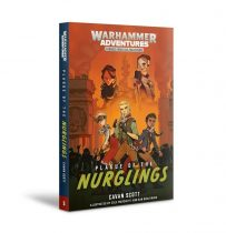 Warhammer Adventures: Plague of the Nurglings (Paperback)