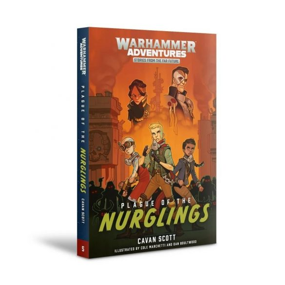 Warhammer Adventures: Plague of the Nurglings (Paperback)