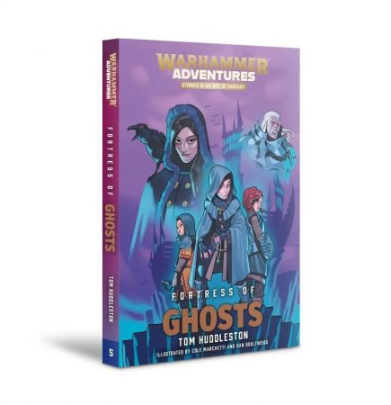 Realm Quest: Fortress of Ghosts (Paperback)