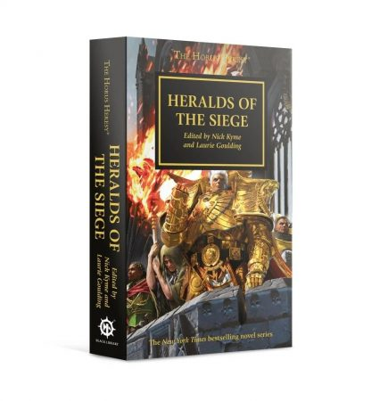 Horus Heresy: Heralds of the Siege (Paperback)