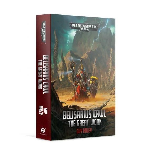 Belisarius Cawl: The Great Work (Paperback)