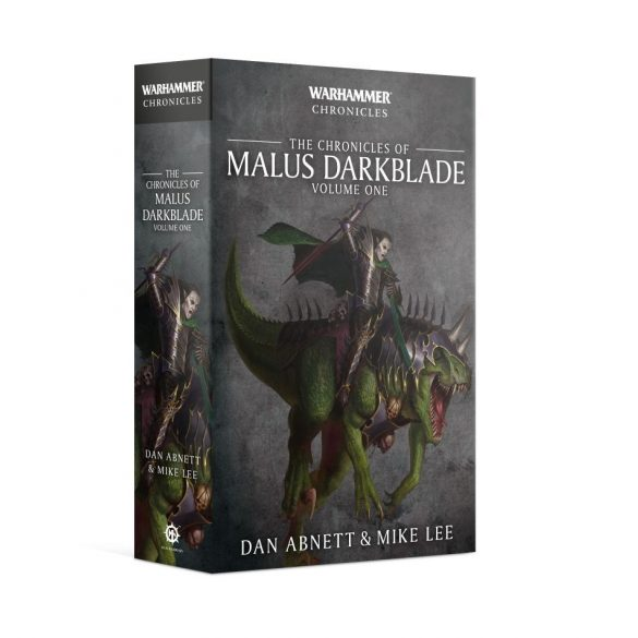 The Chronicles of Malus Darkblade: Volume One (Paperback)
