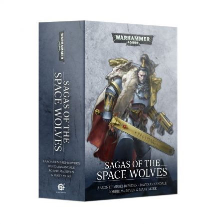 Sagas of the Space Wolves (Paperback)