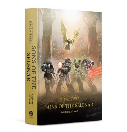 Siege of Terra: Sons of the Selenar (Hardback)