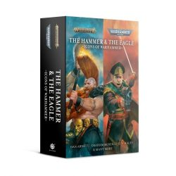 The Hammer and the Eagle: Icons of Warhammer (Paperback)