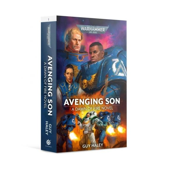 Dawn of Fire: Avenging Son