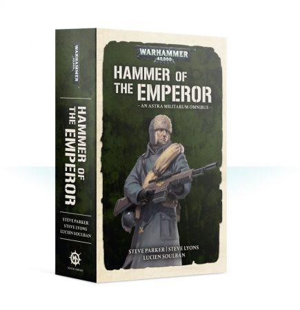 Hammer of the Emperor (Paperback)