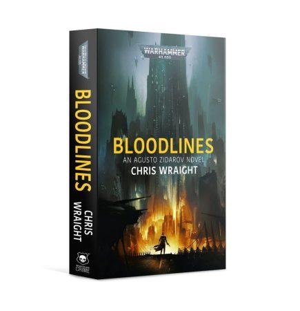 Bloodlines (Paperback)