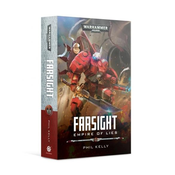 Farsight: Empire of Lies (Paperback)