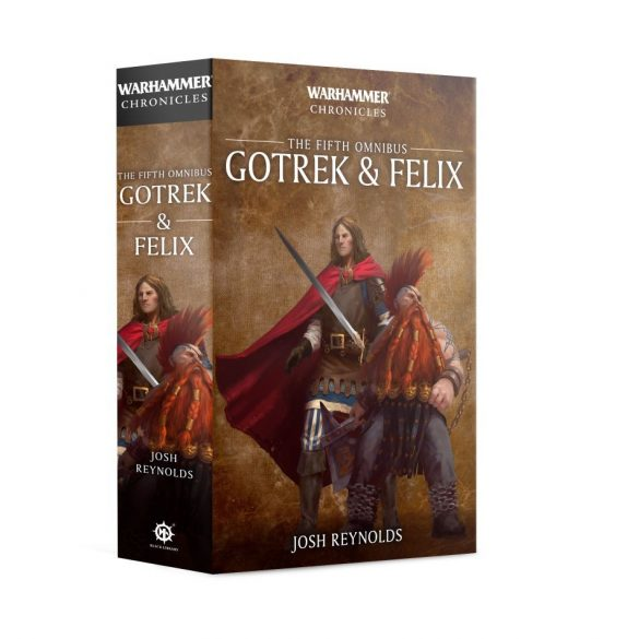 Gotrek and Felix: The Fifth Omnibus (Paperback)