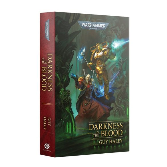 Darkness in the Blood (Paperback)