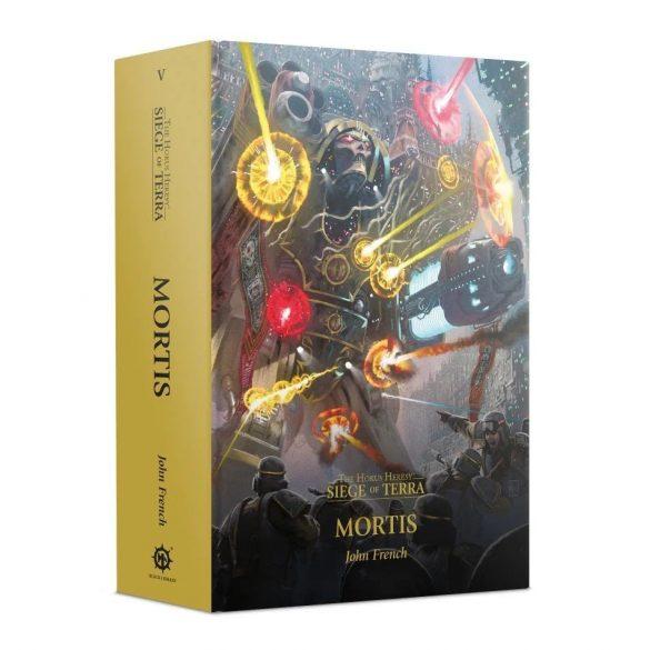 Siege of Terra:  Mortis (HB)