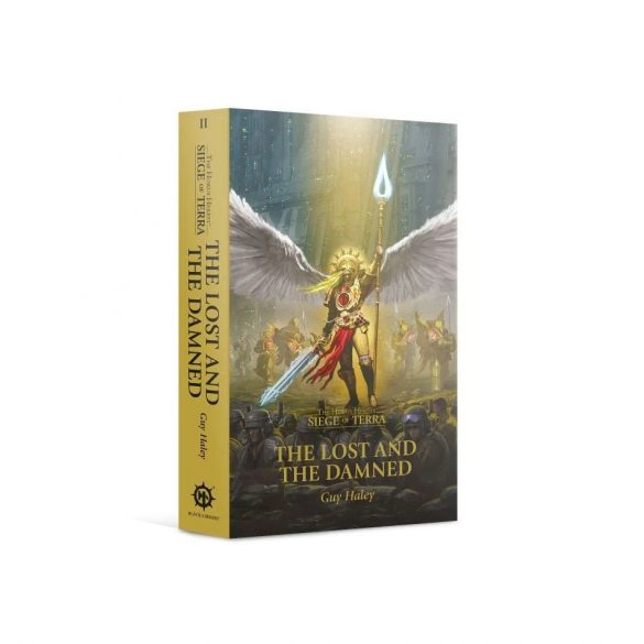 The Lost and the Damned (Paperback)