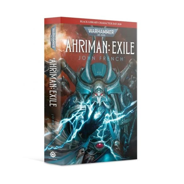 Ahriman: Exile (Paperback)