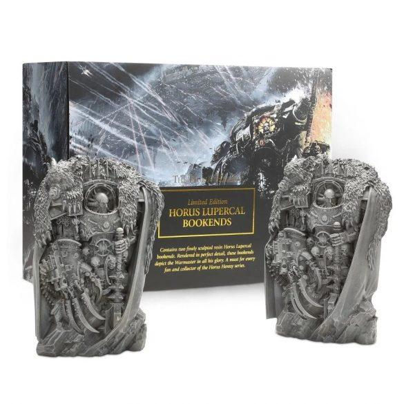 Horus Lupercal Bookends - könyvtámasz
