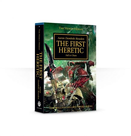 Horus Heresy: The First Heretic (Paperback)