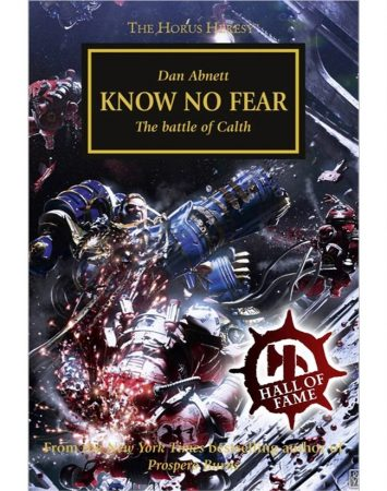 Horus Heresy: Know No Fear (Paperback)