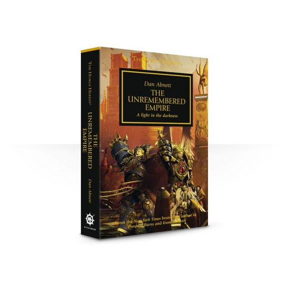 Horus Heresy: The Unremembered Empire