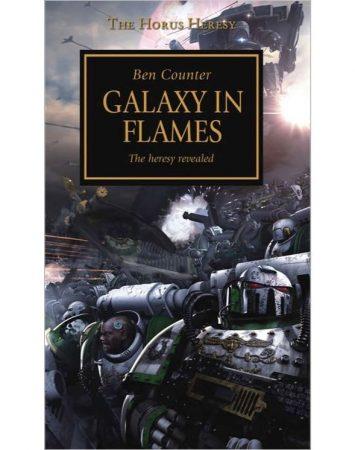 Horus Heresy: Galaxy In Flames