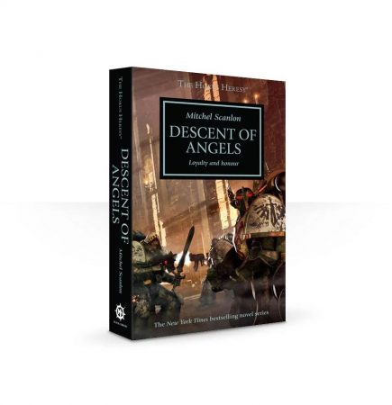 Horus Heresy: Descent of Angels (Paperback)