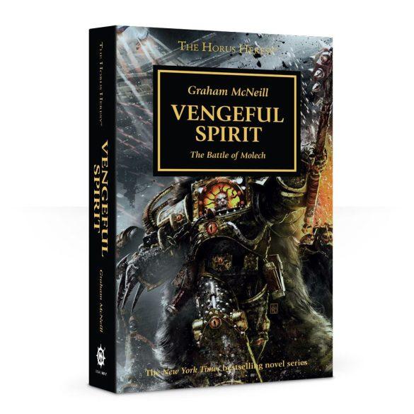 Horus Heresy: Vengeful Spirit (PB)