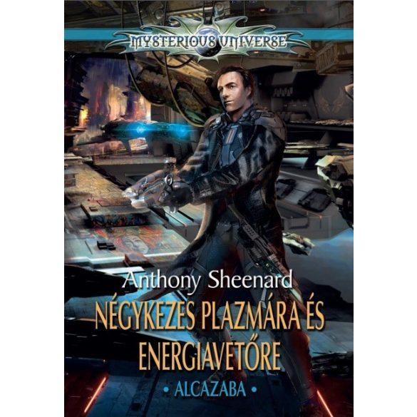 Négykezes Plazmára és Energiavetőre I - Alcazaba - puhafedeles kiadás