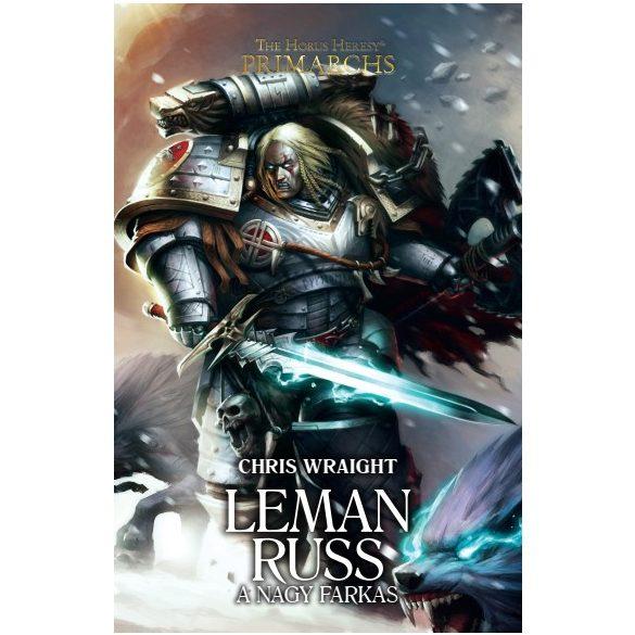 Leman Russ, A nagy farkas - keményfedeles