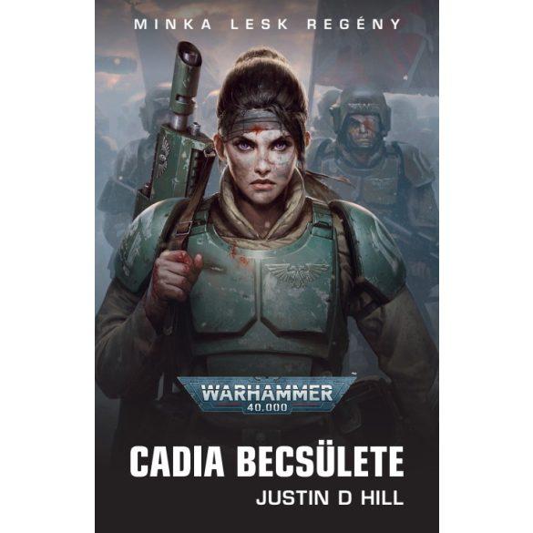 Cadia becsülete - előrendelés