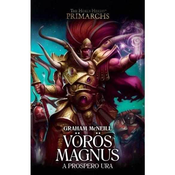 Vörös Magnus - keményfedeles