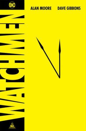 A teljes Watchmen (keménytáblás képregény)