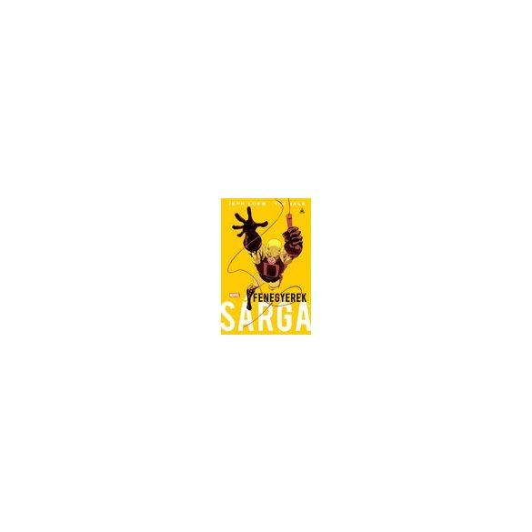 Jeph Loeb, Tim Sale: Fenegyerek - Sárga keménytáblás képregény