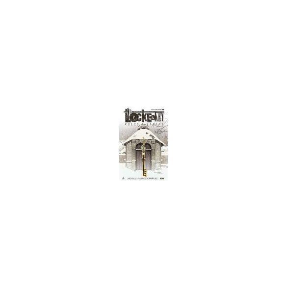 Joe Hill: Locke & Key luxuskiadás - Kulcs a zárját 2. keménytáblás képregény