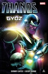 Donny Cates, Geoff Shaw: Thanos győz keménytáblás képregény