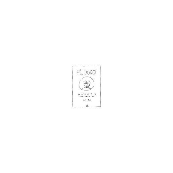 Hé, Dodó! - Marabu Dodóskönyve